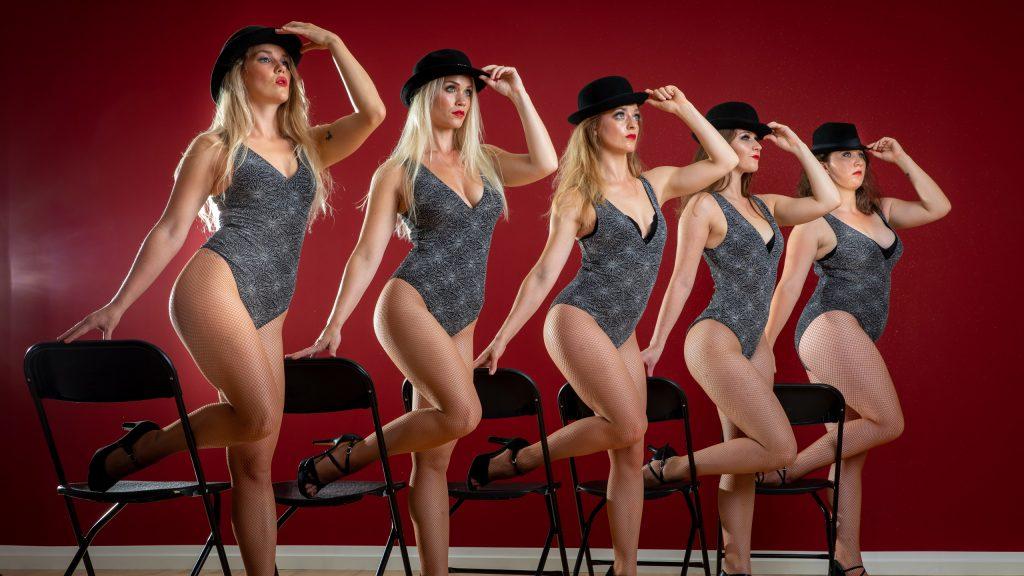 Sweet Burlesque show