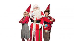 Det store juleshow for børn